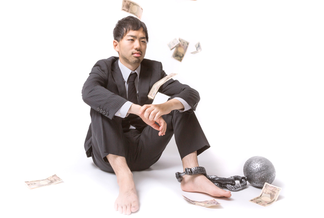 起業して会社経営に失敗!残された借金や倒産したその後の生活はどうなる?